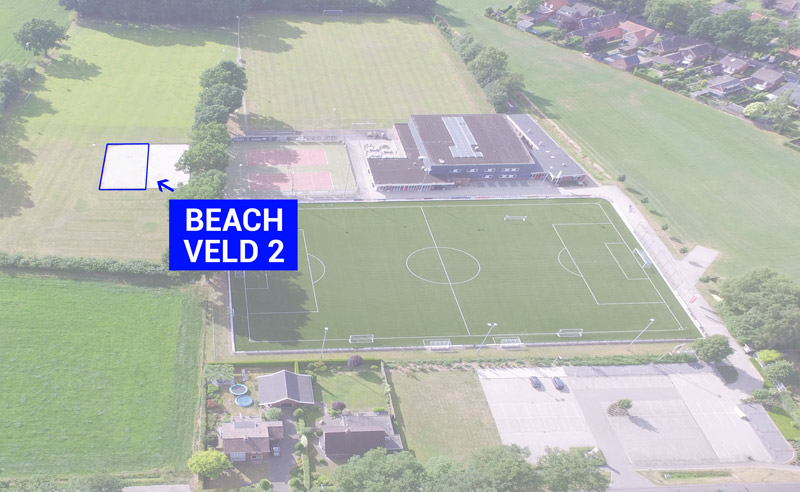 DAR Plattegrond - Beachveld 2