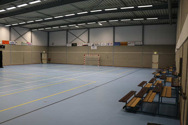 DAR Rietmolen - Sporthal