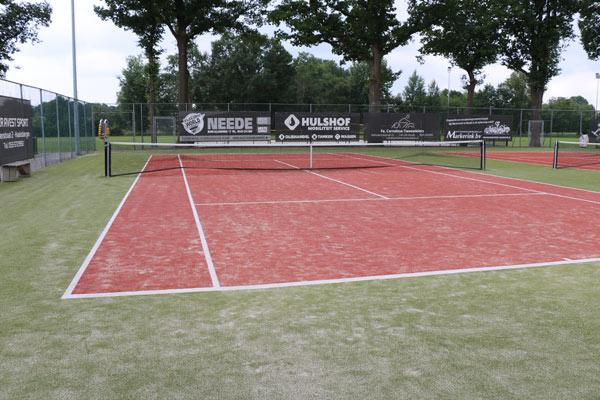 DAR Rietmolen - Tennisbaan