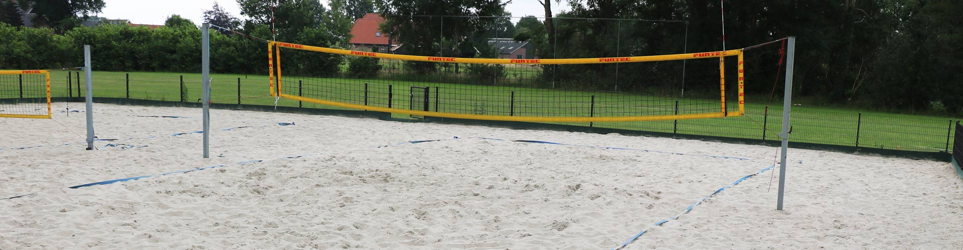 Dorpsaccommodatie Rietmolen - Beachveld