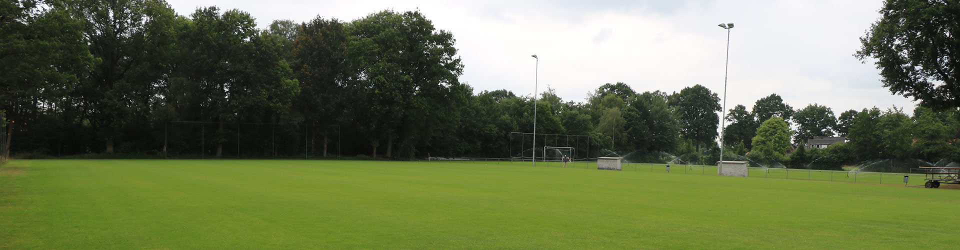 Dorpsaccommodatie Rietmolen - Voetbal trainingsveld
