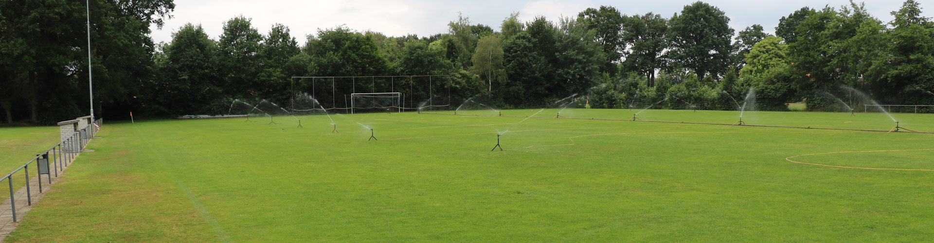 Dorpsaccommodatie Rietmolen - Voetbal veld 2